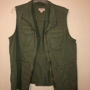 Target army vest
